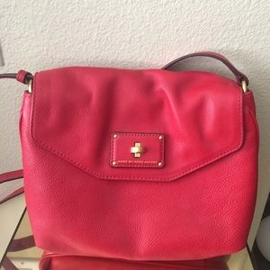 Marc by Marc Jacobs red bag